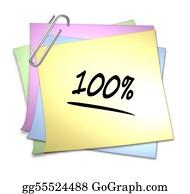 Memo-Pad - Memo With Paper Clip - 100 %