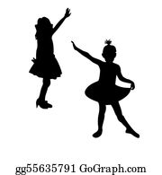 Little-Girls - Girls Dancing