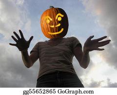 Scary-Pumpkin - Scary Pumpkin