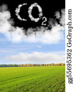 Gravity-Field - Symbol Co2
