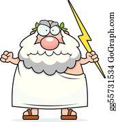 The-Wrath-Of-God - Angry Greek God