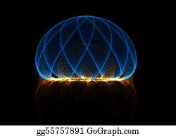 Power-Transmission-Line - Energy Field