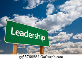 Conduction - Leadership Green Road Sign