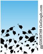 Graduation - Graduation Hat Toss