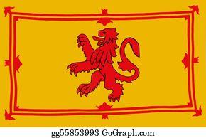 Royal-Lion - Royal Flag Of Scotland.
