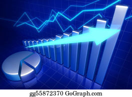 Economy - Business Financial Growth Concept