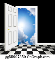 Heavenly - Surreal Heavenly Doorway