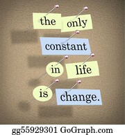 Tack - The Only Constant In Life Is Change