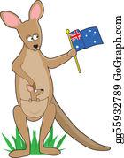 Australian - Aniaml Alphabet K