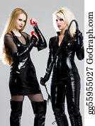 Whip - Women In Latex