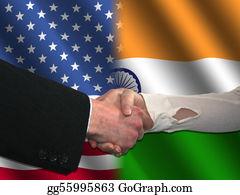 American-Indian - American Indian Handshake