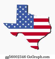 Texas-State-Flag - Texas Map Flag