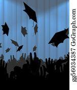 Throwing - Graduation Day