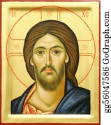 Orthodox - Icon Of The Lord Jesus Christ