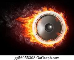 Speaker - Acoustic Loudspeaker