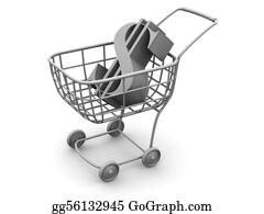 Basket - Consumer Basket With Dollar