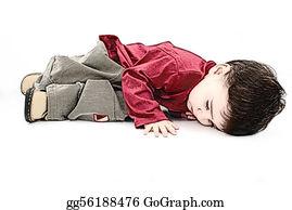 Sad-Child - Illustration Child