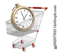 Time-For-Shopping - Time Is Money