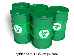 Recycle-Technology - Poisonous Barrels