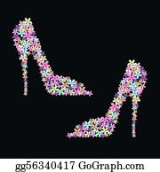 Shoes - Flower Shoes