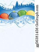 Fir-Tree - Christmas Background