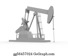 Drilling-Rig - Oil Pump
