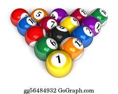 Pool-Party - Billiard Balls