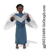 Choir - Little African Angel Singing