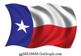 Texas-State-Flag - Flag Of Texas