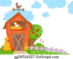 Poultry - A Barn