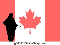 Armed-Forces - Canadian Soldier