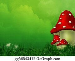 Fairy - Fairy Fly Agaric