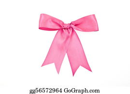 Bow-Tie - Pink Bow