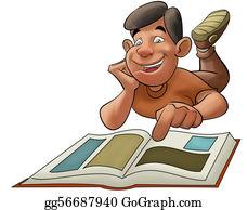 Boy-Reading - The Boy Reading