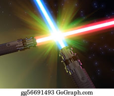 Armed-Forces - Battle With Light Sabers