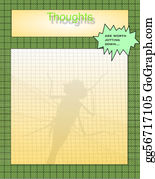 Memo-Pad - Thoughts Memo Pad