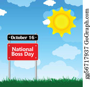 Bosses-Day - National Boss Day