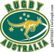 Australia - Kangaroo Wallaby Rugby Australia