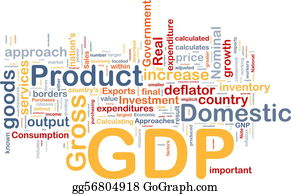 Government-And-Economy - Gdp Economy Background Concept