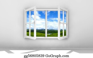 Blue-Sky - Open Window