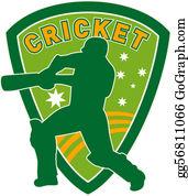 Australia - Cricket Sports Player Batsman Bat