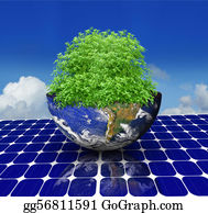 Solar-Panel - Green Earth