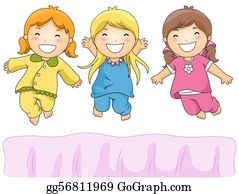 Little-Girls - Pajama Party