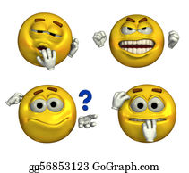 Frustrated - Four-Emoticons-4