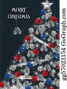 Bows - Military Christmas