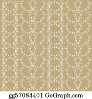 Classic-Victorian-Pattern - Seamless Wallpaper