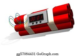 Tnt - Dynamite Time Bomb
