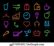Time-For-Shopping - Icon Set