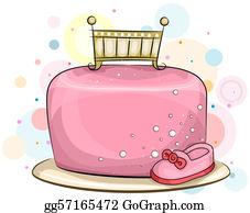 Baby-Girls - Cake For Baby Girls