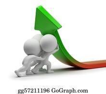 Strategy - 3d Small People - Statistics Improvement